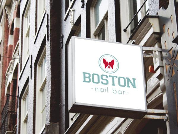 <span>Boston Nail Bar</span><i>→</i>