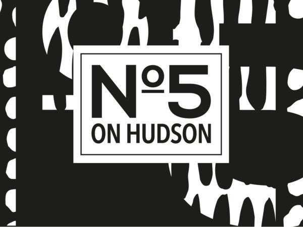 <span>No 5 on Hudson</span><i>→</i>